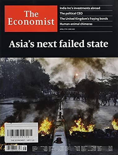 The Economist [UK] April 17 - 23 2021 (単号)