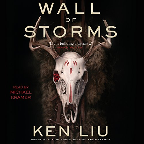 Couverture de The Wall of Storms