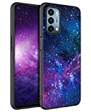BENTOBEN OnePlus Nord N200 5G Case, Slim Fit Glow in The Dark Soft Flexible Bumper Protective Shockproof Anti Scratch Non-Slip Cute Cases Cover for OnePlus Nord N200 5G 2021 Released, Nebula/Galaxy