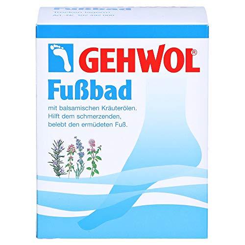 GEHWOL Voetbad portiebtl, 10 x 20 g