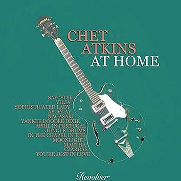 Chet Atkins at Home