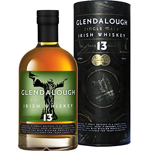 Glendalough 13 Jahre Single Malt Whiskey 0,7 l