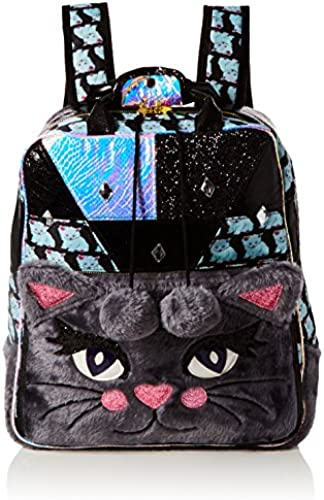 Irregular Choice Damen Candy Jem Backpack Rucksack, 12x35x40 cm