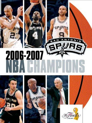 2006-2007 NBA Champions – San Antonio Spurs