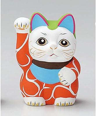 Amazon.com: HUNEEL Gato de la suerte con brazo de onda Feng ...