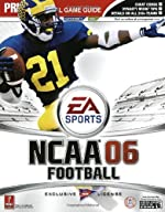 NCAA Football 2006 - Prima Official Game Guide de Brad Anthony