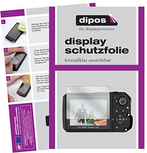 dipos I 6X Schutzfolie klar kompatibel...
