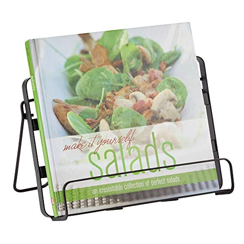 farmhouse recipe book and tablet stand