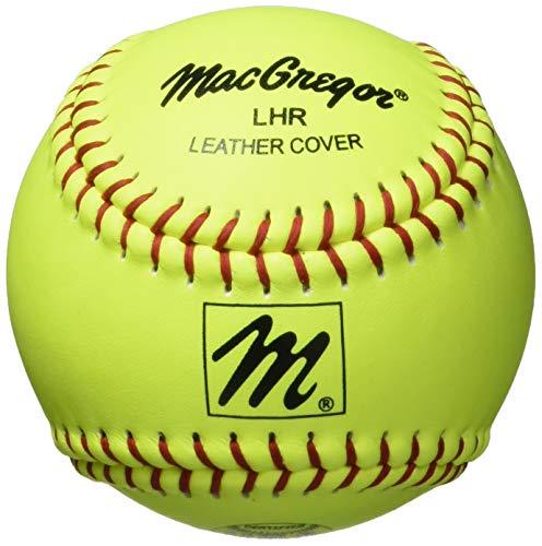 Macgregor X44Re Asa Slow Pitch Softball, 11-Inch (One-Dozen)