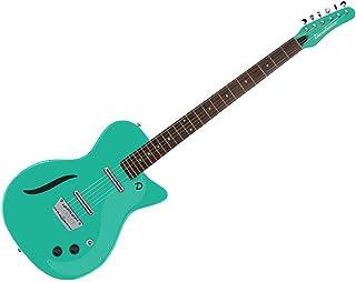 Best Danelectro Vintage Baritone Electric Guitar - Dark Aqua Review