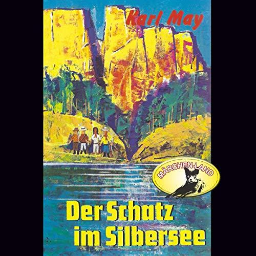 Couverture de Der Schatz im Silbersee