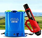 LALEO 20L Backpack Electric Fogger Sprayer Mosquito Killer with Lithium Battery, for Indoor Outdoor Public Places Disinfection Farming Office & Industrial,14h