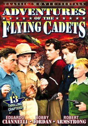 Adventures of The Flying Cadets - Episode 3