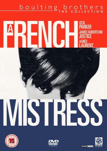 A French Mistress (Boulting Brothers Collection) [DVD] by James Robertson Justice