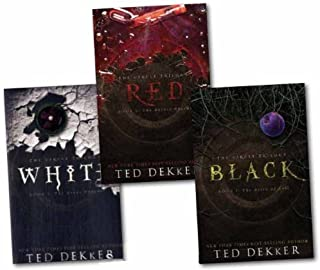 The Circle Trilogy - Ted Dekker 3 Books Collection Set (BLACK, RED, WHITE)