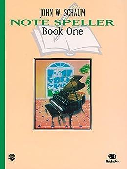 Schaum Note Spellers Quyển 1 (Bổ sung phương pháp Schaum) của [Schaum, John W. Schaum]