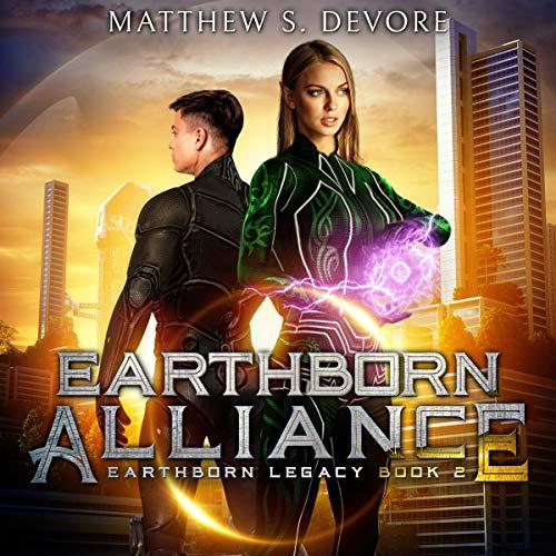 Earthborn Alliance  By  cover art