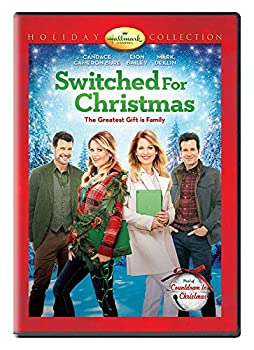 switched for christmas dvd