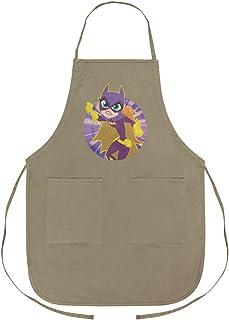 GRAPHICS & MORE DC Super Hero Girls Batgirl Apron with Pockets