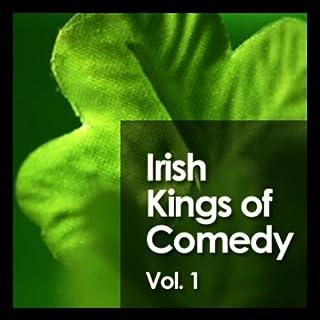 Irish Kings of Comedy audiobook cover art