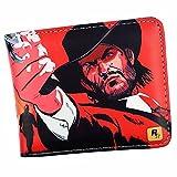 Portafoglio Gioco Red Dead Redemption 2 Portafoglio Da Uomo Con Portamonete
