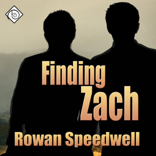 Finding Zach audiobook cover art