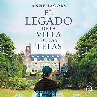 El legado de la villa de las telas cover art