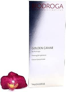 Biodroga Golden Caviar Firming & Hydration Caviar Concentrate 7x2ml/0.06oz