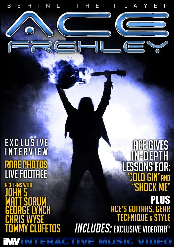 Ace Frehley: Behind The Player [DVD] [2010]
