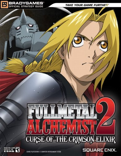 Fullmetal Alchemist 2: Curse of the Crimson Elixir Official Strategy Guide