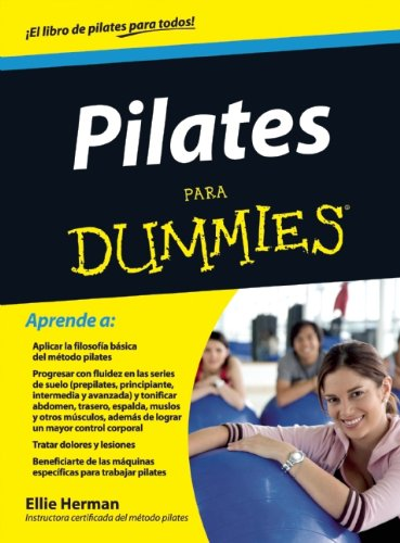 Pilates para dummies / Pilates for Dummies