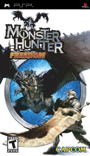 Monster Hunter Freedom - PSP - US