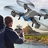 Faironly 8807 H?he Quadcopter Avion RC Drone Jouet avec caméra HD No Camera(Fixed High Edition)