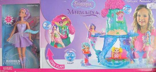 Mattel espa¥a, s.a. - Mon mermaidia+ fada mattel