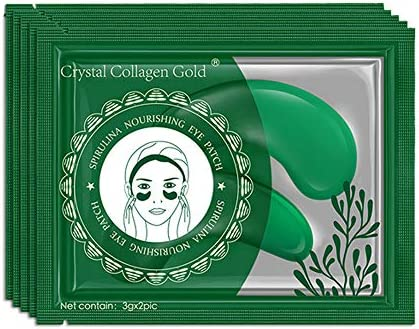 Under Eye Mask POSTA 20 Pair Collagen Eye Treatment Gels Eye Patches With Anti Aging Hyaluronic product image