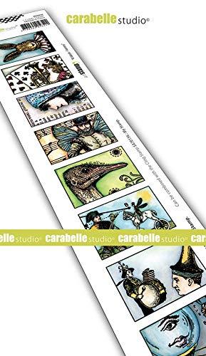 Carabelle Studio SED0036 CLING STAMP FANTASY, Fantasie, Einheitsgröße