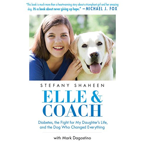 Elle & Coach audiobook cover art