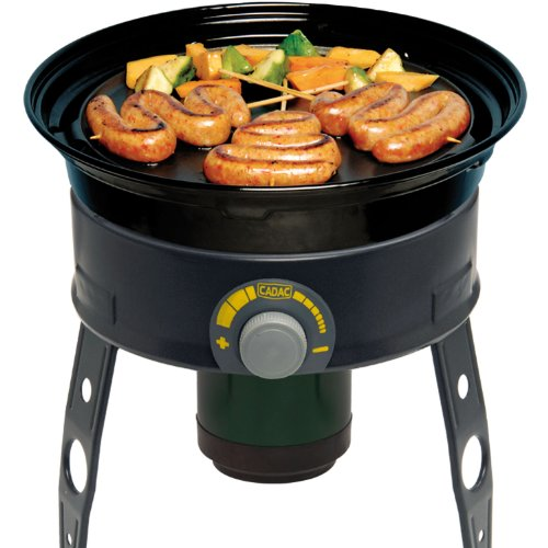 Cadac Safari Chef 2 LP QR Lightweight Barbecue Black