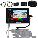 """ANDYCINE C7 Field Camera Monitor 7"""" 2200nits 1920x1200 Touch Screen 4K HDMI in/Out DSLR Camera Monitor with Wave Form/Vector scope/3D-Lut/Compatible for Sony,Canon,Fujifilm,Panasonic,BMPCC Cameras"""