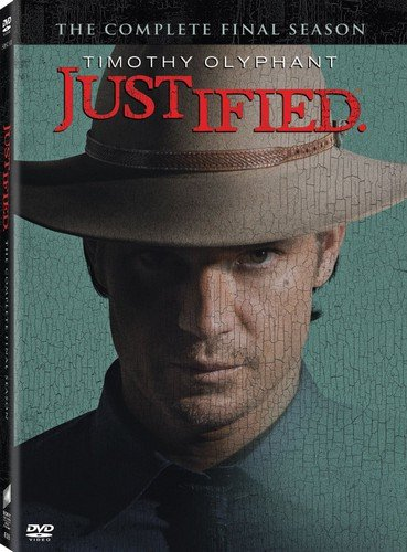 Justified - Season 06 -  DVD, Timothy Olyphant
