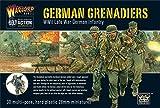 WGB-WM-09A - Kriegsherrenspiele - Repetierbock - Deutsche Grenadiere Aus Dem Zweiten Weltkrieg -...