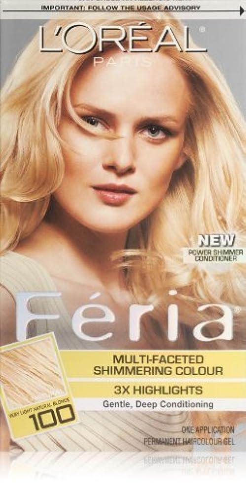 寝る異常彼らのFeria Pure Diamond by L'Oreal Paris Hair Color [並行輸入品]