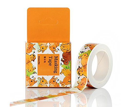 Bureau 1,5 cm breed mijn buurman kat washi tape lijm tape DIY Scrapbooking sticker label maskeren tape