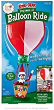 The Elf on the Shelf Peppermint Balloon Ride, Red