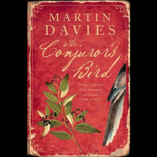 The Conjuror's Bird audiobook cover art