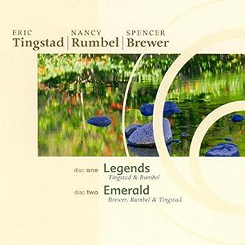 Legends / Emerald (Narada Classics)