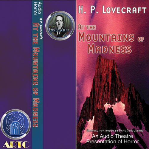 At the Mountains of Madness & The Hour of the Wolf (Dramatized) audiobook cover art