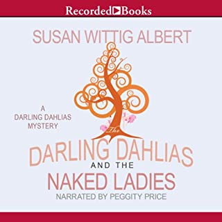 The Darling Dahlias and the Naked Ladies audiobook cover art