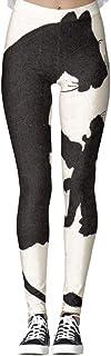 DIYCCY Yoga Pantalones Madre León y Cub Leggings para mujer de cintura alta