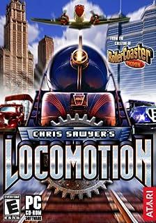Chris Sawyer'S Locomotion (PC CD) by Atari